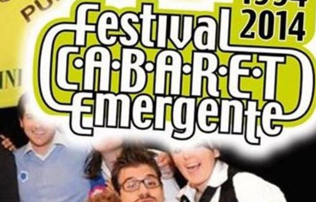Festival Cabaret Emergente